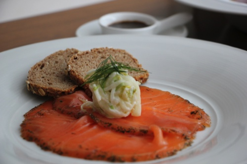 IFT educational restaurant new menu features Nordic and French cuisine ...