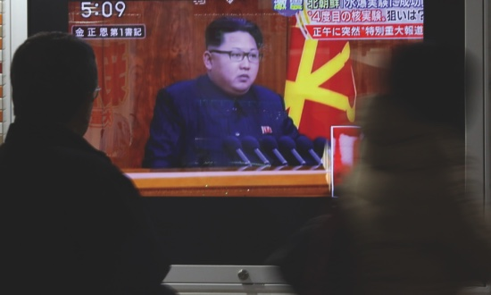 North Korea claims successful hydrogen bomb test, world very skeptical