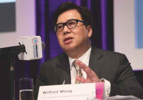 Wilfred Wong, president of Sands China