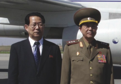 North Korea Military Chief Executed