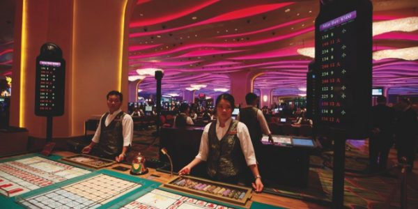 Macau Asia Gambling On Casinos