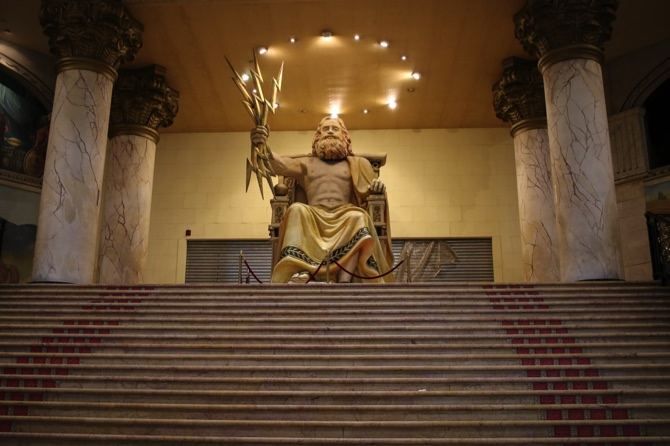 Greek mythology casino macau beating online casinos blackjack