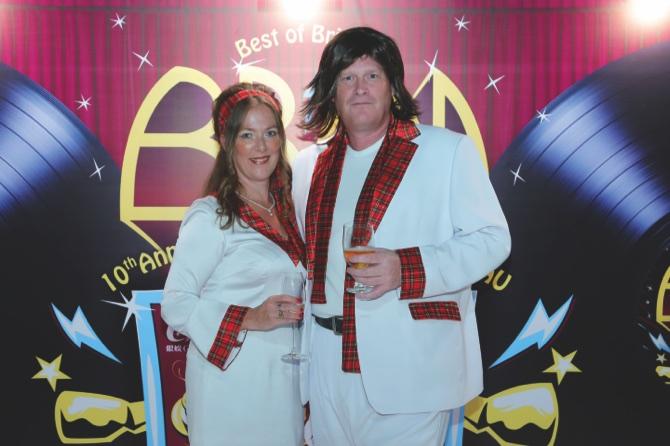 Katrien and Dirk Scott