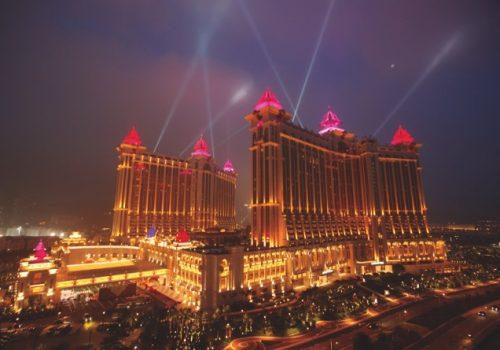 Hong Kong Galaxy Macau Casino