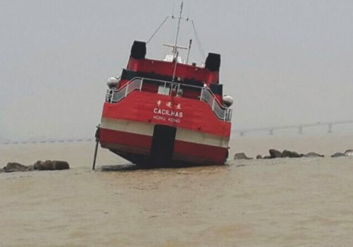 Macau Ferry Accident