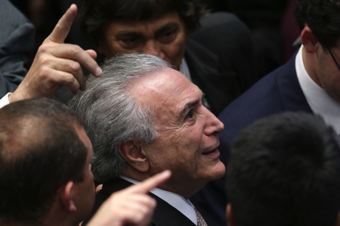 Brazil's Rousseff appeals impeachment to Supreme Court