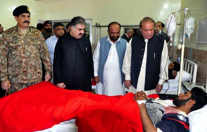 Organising sit-in on November 2 to ensure Nawaz Sharif's resignation: PTI