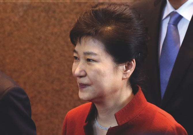 South Korean president forced to withdraw prime minister nomination