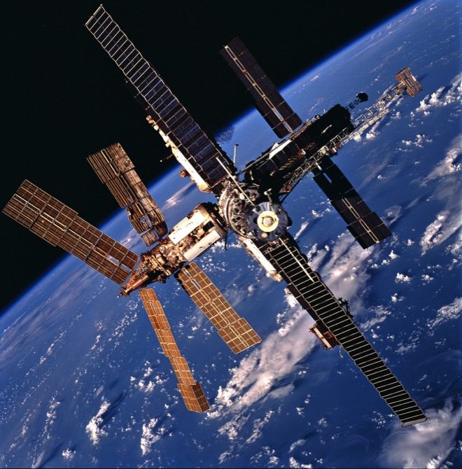 mir space station tracker - photo #15