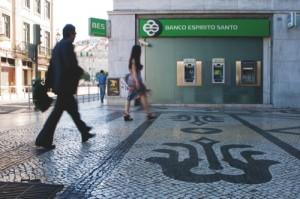 Banco Espirito Santo SA As Vitor Bento Appointed New Chief Executive Officer