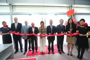 Sino Aviation Grand Opening Ribbon Cutting Ceremony