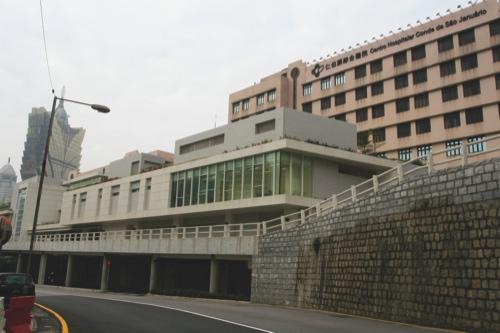 The Conde de São Januário General Hospital