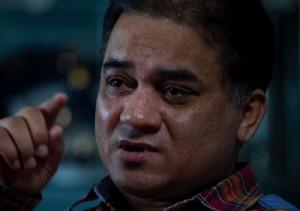 Ilham Tohti, an outspoken scholar of China's Turkic Uighur ethnic minority