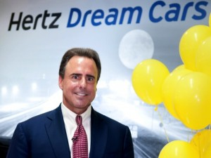 Hertz Chairman and CEO Mark Frissora