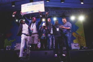 2 The Monreira Project (Mozambique) receiving 1st Place Award_lo