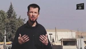 Islamic State Captive Journalist
