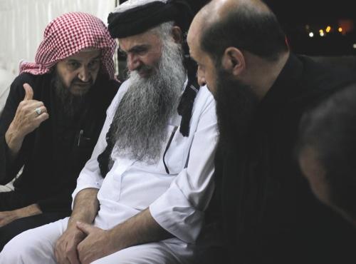 Abu Qatada, Abu Mohammed al-Maqdisi