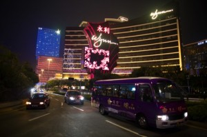 Images Of Casinos As Junket Crackdown Reported
