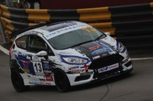 FRD Ford Hong Kong Racing team in Fiesta ST_1