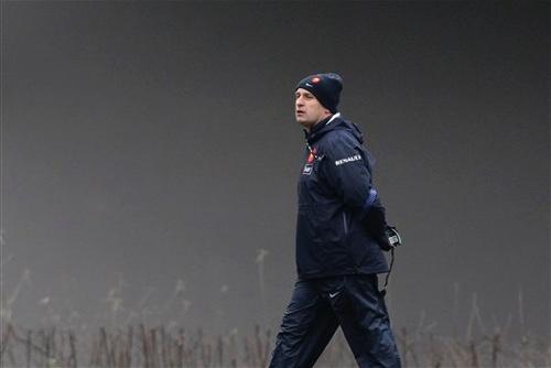 France coach Philippe Saint-Andr