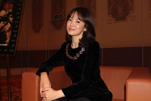 Korean superstar Song Hye-kyo