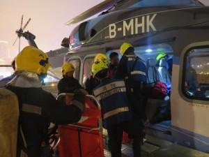 heliport full scale emergency exercise 2014 photo 03.12.14
