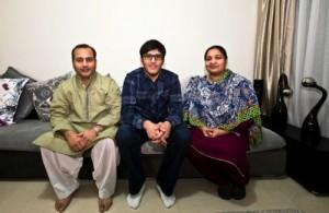 China: Família muçulmana radicada em Macau