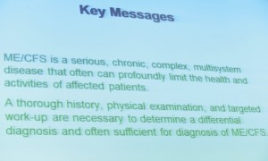 Committee on Diagnostic Criteria for Myalgic Encephalomyelitis/Chronic Fatigue Syndrome report