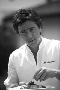 BMichelin-starred Guest Chef Philippe Arrambide