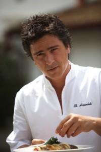 Michelin-starred Guest Chef Philippe Arrambide