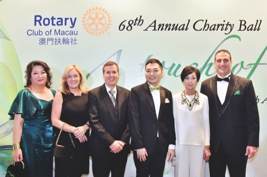 Rotary District Leaders gracing the occasion