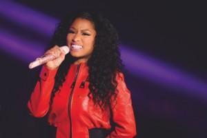 Nicki Minaj performs at the 2015 Hot 97 Summer Jam at MetLife Stadium