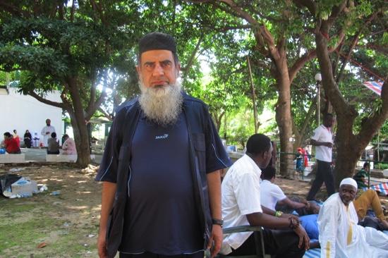 Tanueer Mahmood