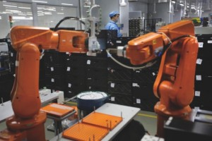 A relentless surge in wages is adding impetus to the automation revolution