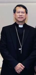 Bishop Stephen Lee