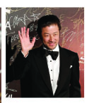 Japanese actor Tadanobu Asano