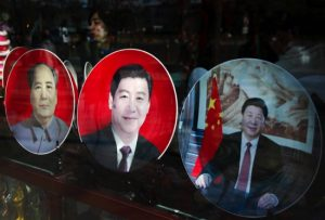 China Building Xi's Image