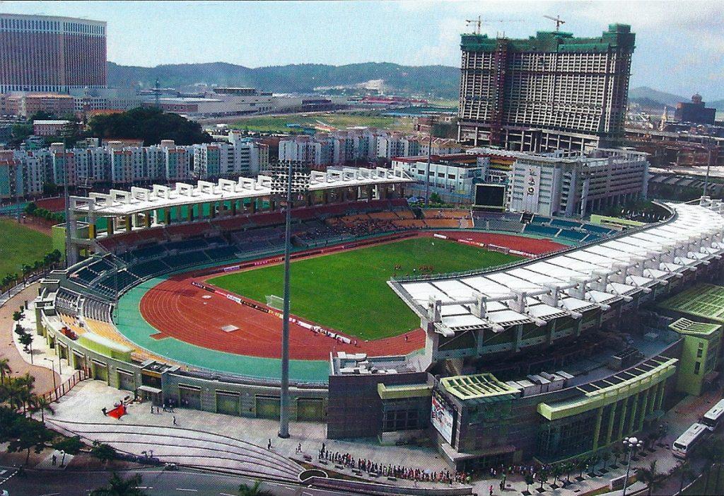 Macau Stadium: China's home sweet home for WC qualifiers
