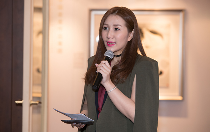 Sabrina Ho, director of Poly Macau and daughter of Stanley Ho