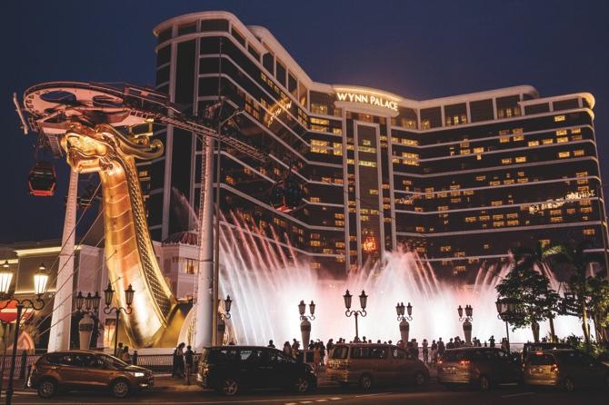 Macau New Hotel