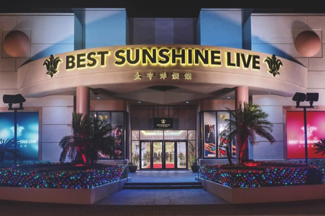 The awkwardly named Best Sunshine Live