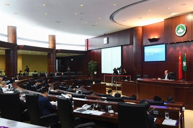 MACAU DAILY TIMES 澳門每日時報 » AL Plenary | Permanent public