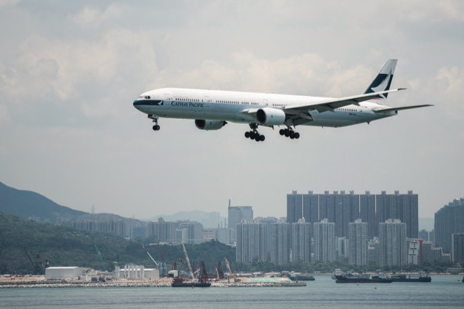 evaluation of cathay pacific Cathay pacific airways ltd (hkg: 0293) is the flagship airline in hong kong  lf  can also be seen as an efficiency tool to evaluate the airline's.
