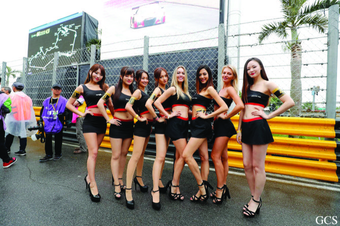 Macau girls