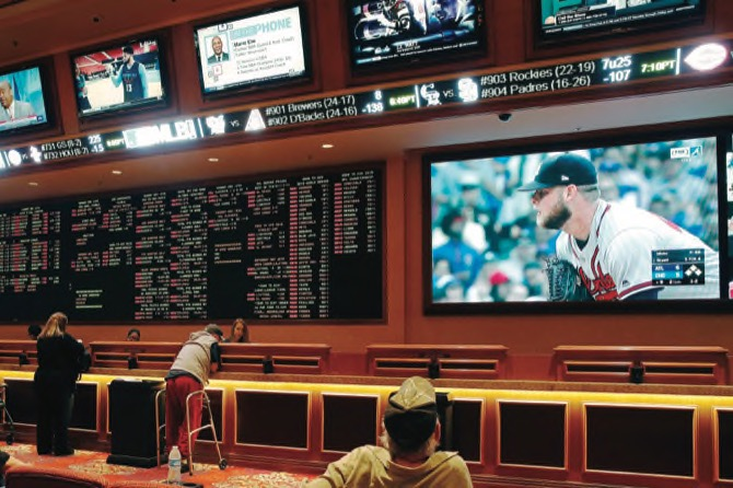 Sports betting macau can foreigner bet on bovada