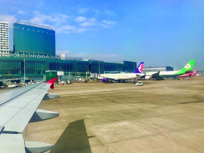 Macau Flughafen