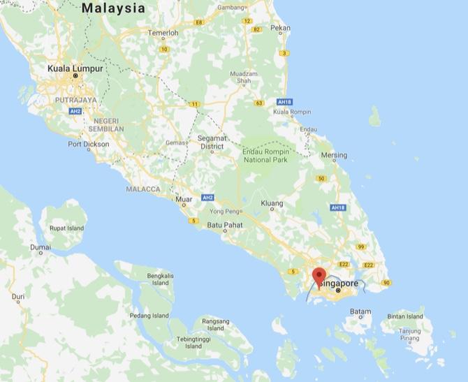 MACAU DAILY TIMES 澳門每日時報 » Singapore, Malaysia move to