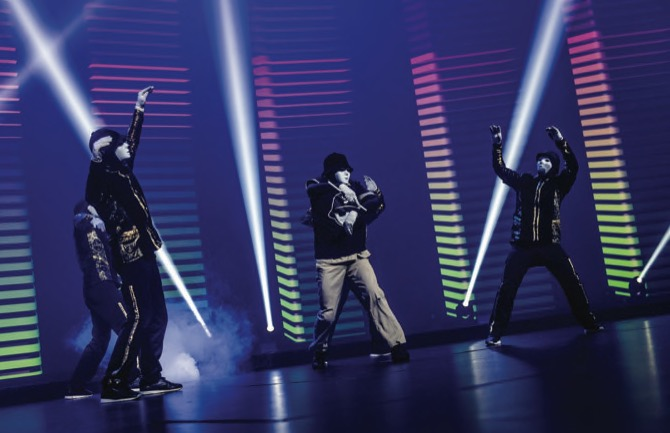 MACAU DAILY TIMES 澳門每日時報 » Acclaimed hip-hop dance crew