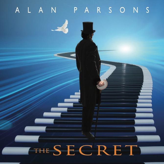 """Alan Parsons, """"The Secret"""" (Frontiers)"""