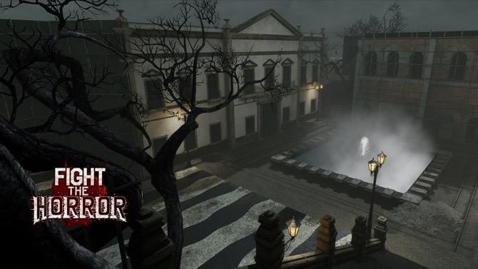 MACAU DAILY TIMES 澳門每日時報 » Horror video game set in